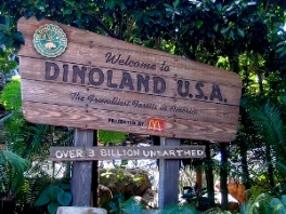 If You Ve Got Plans To Ride Dinosaur Before The March 31st Schedule Change Fear Not Attraction Will Still Run Until Half An Hour Park Close