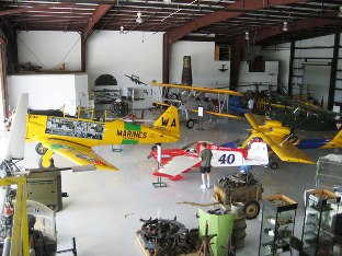 kissimmee-air-museum-warbird-adventures-florida