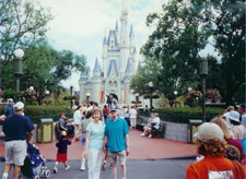 mum-dad-castle-disney-orlando