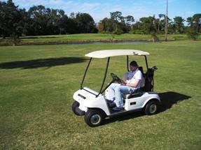 golfcart-crystalbrook-kissimmee-florida