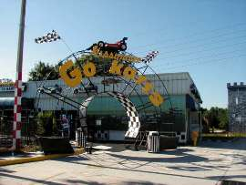 entrance-kissimmee-go-karts